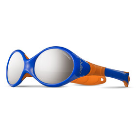 Julbo Baby Looping II Spectron 4 Sunglasses 12-24M Blue/Orange-Gray Flash Silver